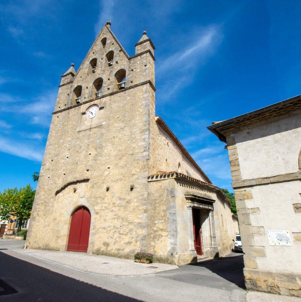 Église Saint-Mathieu Salles-sur-l'Hers