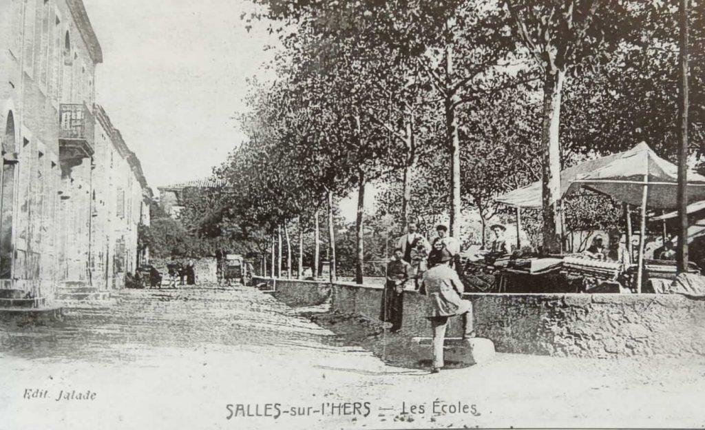 Place est en 1905